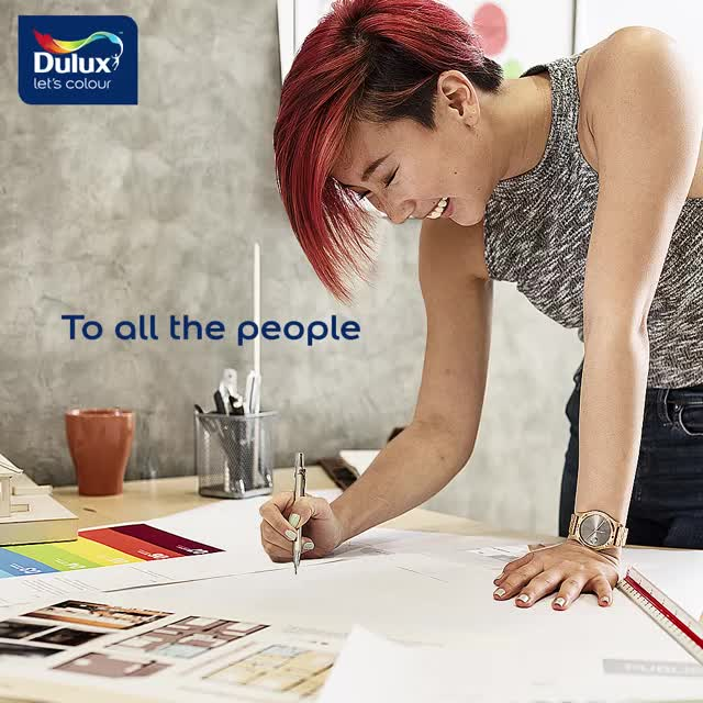 Watch and share Dulux-festive 2019-laborday GIF GIFs by rage.202 on Gfycat