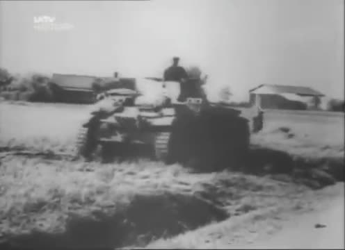 destroyedtanks, French armor knocked out after the Fall of France - 1940 [gfy] (reddit) GIFs