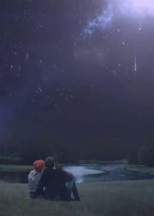 Watch and share Watching Stars GIFs on Gfycat