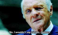Watch and share Anthony Hopkins GIFs and Westworld GIFs on Gfycat