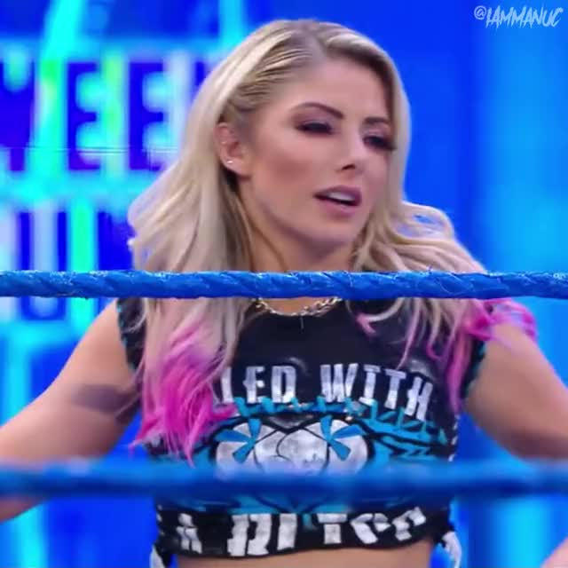 Watch and share Alexa Bliss GIFs and Really GIFs by Vortexx on Gfycat