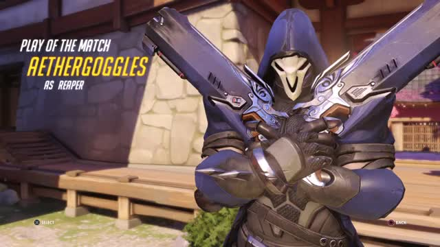 Watch Reaper Almost team wiped.. curse you mercy GIF on Gfycat. Discover more overwatch, ps4share, sony interactive entertainment GIFs on Gfycat