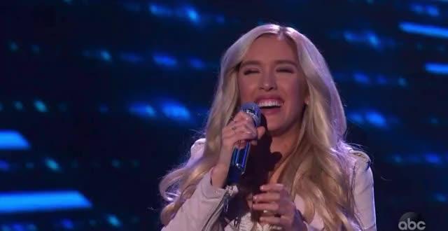 Watch and share American Idol Season 17 GIFs and Laci Kaye Booth GIFs by American Idol on Gfycat