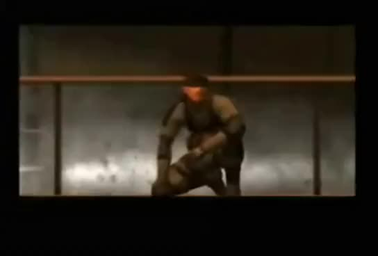 Watch Metal Gear Solid 2 GIF on Gfycat. Discover more Gear, Metal, Solid GIFs on Gfycat