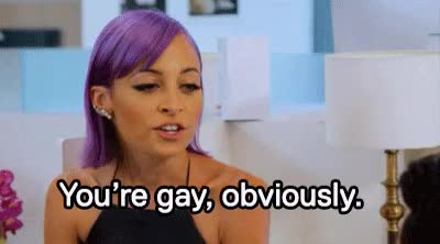 Watch and share Nicole Richie GIFs and Obviously GIFs on Gfycat