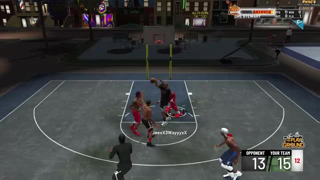 Watch and share FlyKINGDR3DAY NBA2K19 20190331 23-38-51 GIFs by walmartgifes on Gfycat