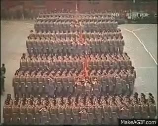 Watch and share Soviet Army March GIFs on Gfycat