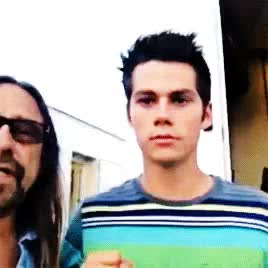 Watch and share Dylan O'brien GIFs and Twcastedit GIFs on Gfycat