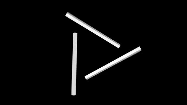 Watch and share Spinning Triangle-1 GIFs by Kirill Ness on Gfycat