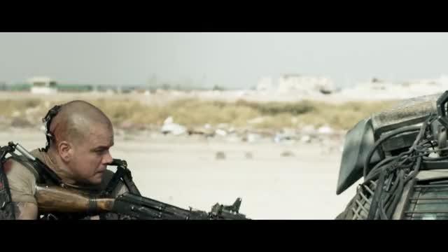 Watch and share Matt Damon GIFs and Elysium GIFs on Gfycat
