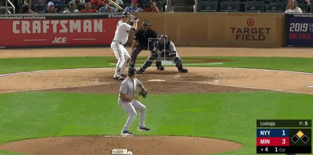 Watch JONATHAN LOAISIGA 5 pitch overlay GIF by augustine_mlb on Gfycat. Discover more AL, Jonathan Loaisiga, Yankees, baseball, sports GIFs on Gfycat