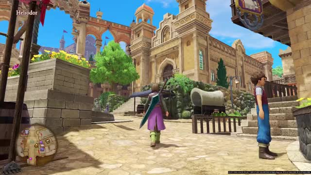 Watch and share Dragon Quest GIFs and Playstation GIFs by Square Enix on Gfycat
