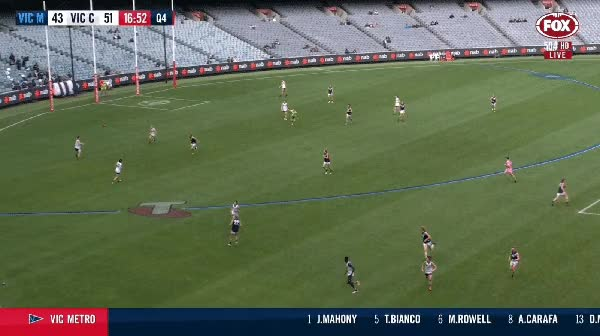 Watch and share Lachie Ash Run 3 GIFs by giantroo on Gfycat