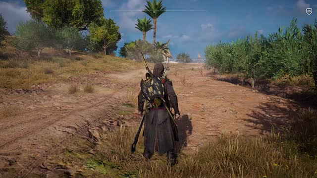 Watch and share Assassin's Creed Origins 09-Apr-18 17 19 24 GIFs on Gfycat