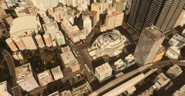 Watch and share Cities Skylines Rush Hour GIFs by thingshappen on Gfycat