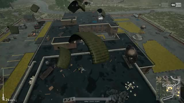 Watch and share PUBG School Kill Trade GIFs by ichthys on Gfycat