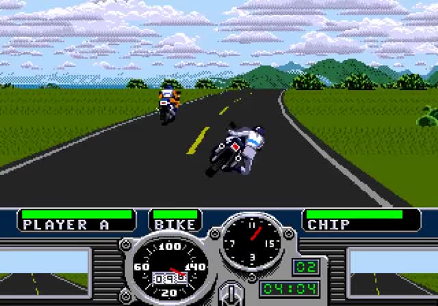 Watch and share Road Rash (1991) GIFs by Fedor Sivov on Gfycat