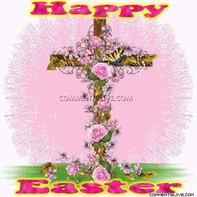 Watch and share Easter Cross Floral GIFs on Gfycat