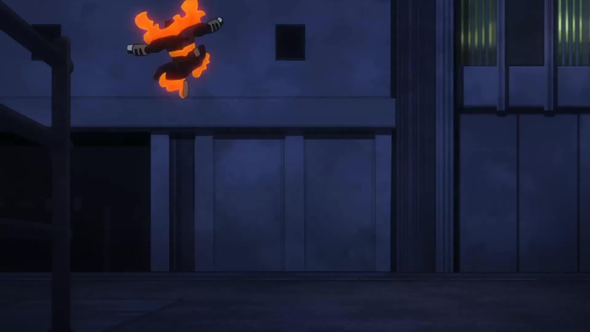 Flame Hero Endeavor GIFs