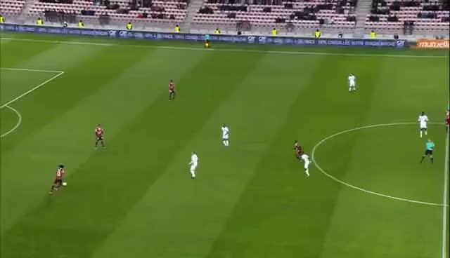 OGC Nice - Toulouse FC (3-0)  - Résumé - (OGCN - TFC) / 2016-17 GIFs