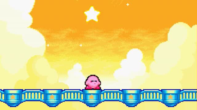 Watch and share Kirby And The Amazing Mirror Gif GIFs on Gfycat