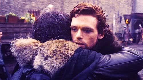 Watch and share The North Remembers GIFs and King In The North GIFs on Gfycat