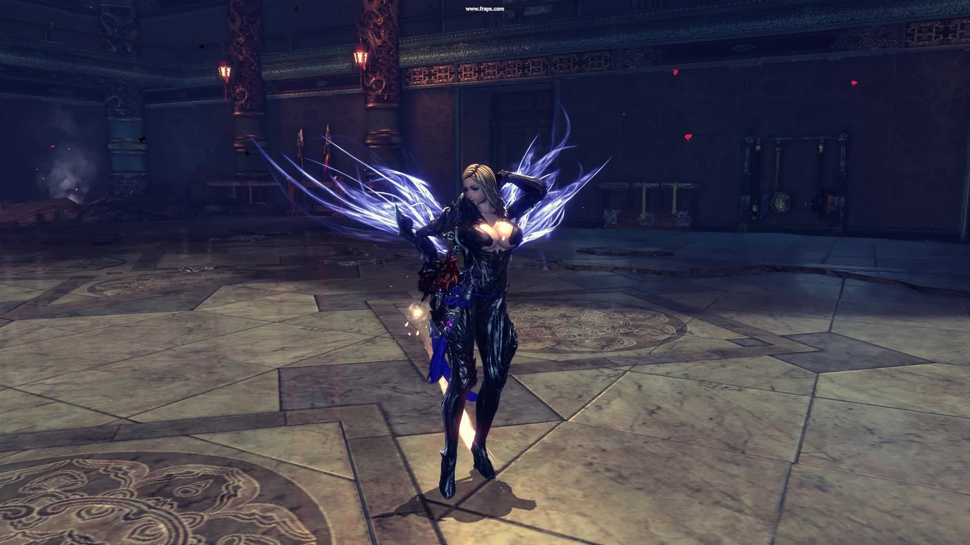 bladeandsoul, Soulburn bugged out, so I thought I'd share some photos. (reddit) GIFs