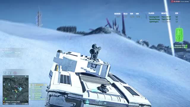 Watch and share Planetside 2 GIFs and Tankshot GIFs on Gfycat
