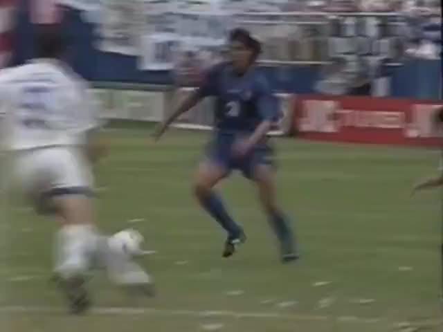 Watch and share BATISTUTA - Argentina V Greece, 1994 GIFs on Gfycat