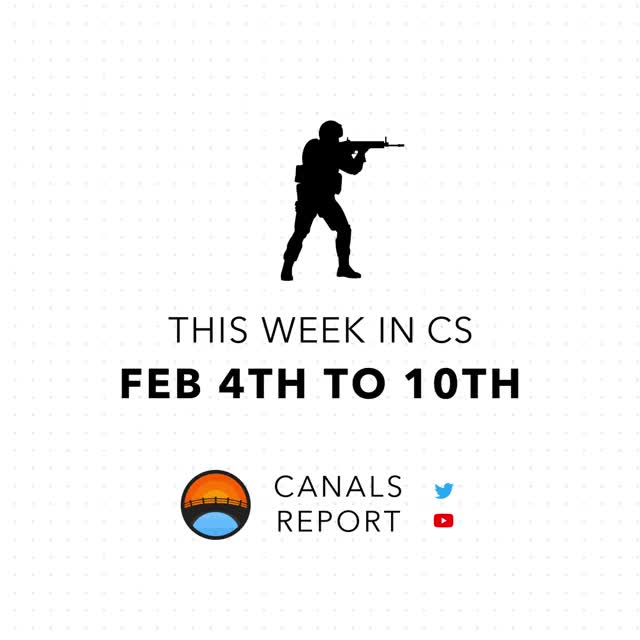 Watch and share Canals Report - CS Recap Feb 4th - 10th GIFs by shounic on Gfycat