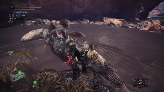 Watch MHW Gun Lance Good Combo GIF by Ethu Inc (@ethugamer) on Gfycat. Discover more Gun Lance, MHW Gun Lance Combo, Monster Hunter GIFs on Gfycat
