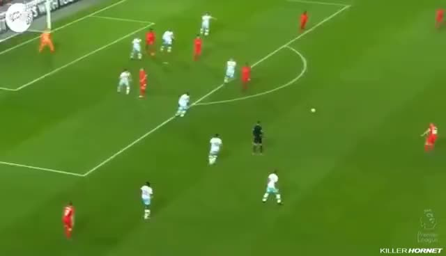 Watch and share Jordan Henderson - Skills And Goals - Liverpool - 2016/2017 GIFs on Gfycat