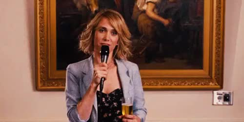 Watch and share Kristen Wiig GIFs on Gfycat