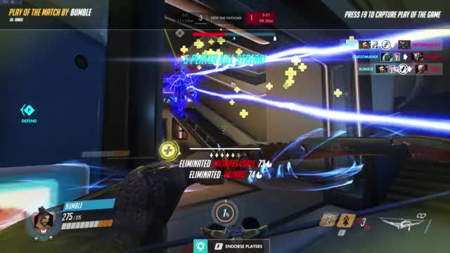 Watch bumble GIF on Gfycat. Discover more hanzo, overwatch, potg GIFs on Gfycat