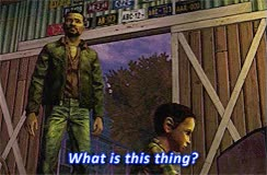 Watch clementine the walking dead game twdg lee everett Mein Gif GIF on Gfycat. Discover more related GIFs on Gfycat
