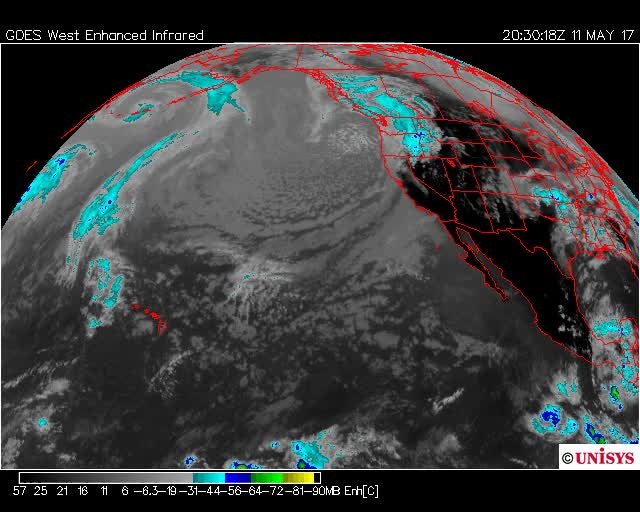 Watch and share Western Enhanced Infrared Satellite Image 12 Hour Loop GIFs on Gfycat