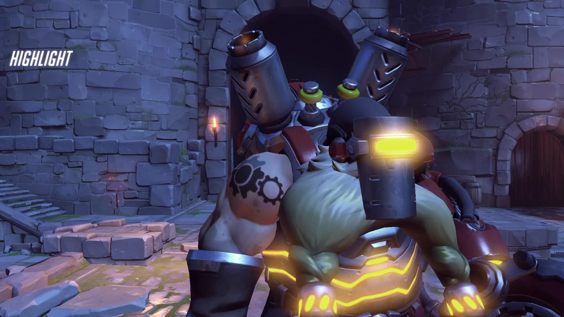 highlight, overwatch, torbjorn, Why You Need McCree GIFs