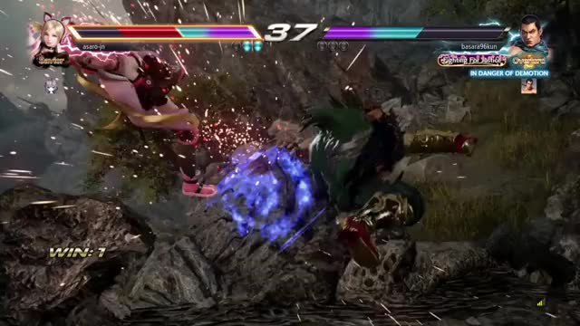 Watch rage GIF on Gfycat. Discover more tekken GIFs on Gfycat