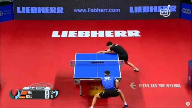 Watch and share Table Tennis GIFs and Timo Boll GIFs on Gfycat