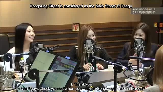 ENG SUB] 150924 'Hope Song Of Noon' Radio Red Velvet FULL GIF by