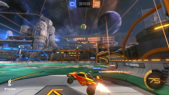 Watch Goal 3: CarrotG GIF by Gif Your Game (@gifyourgame) on Gfycat. Discover more CarrotG, Gif Your Game, GifYourGame, Rocket League, RocketLeague GIFs on Gfycat
