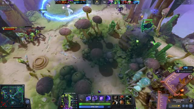 Watch and share Faceless Void GIFs and Overwolf GIFs by Overwolf on Gfycat