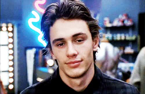 Watch james franco smile freaks and geeks GIF on Gfycat. Discover more related GIFs on Gfycat