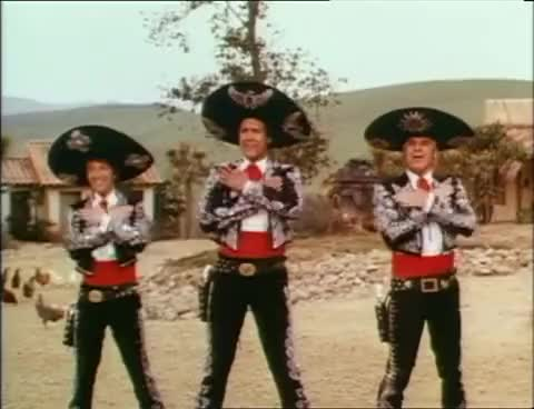 Watch and share Three Amigos GIFs on Gfycat