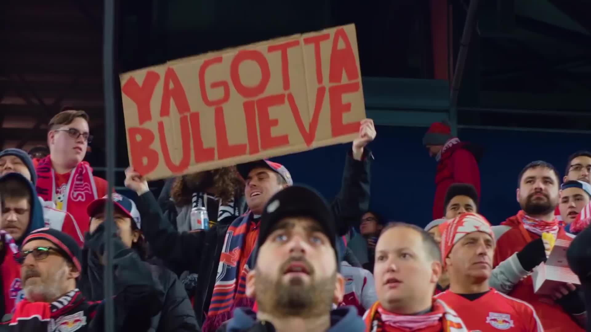 Futbol, New York, Soccer, Sports, major league soccer, mls, new york red bulls, rbny, red bull arena, Ya Gotta BULLieve! GIFs