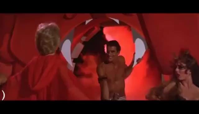 Watch Julie Andrews Red Dress GIF on Gfycat. Discover more Blake Edwards, Julie Andrews, S.O.B., SOB GIFs on Gfycat