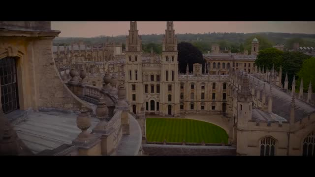 Watch and share Oxford University By Drone GIFs by howardtheplatypus on Gfycat