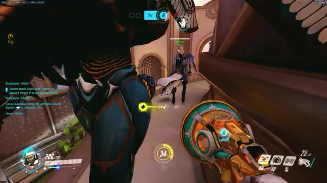 Watch [54] Grounded GIF by @scouter953 on Gfycat. Discover more Overwatch GIFs on Gfycat