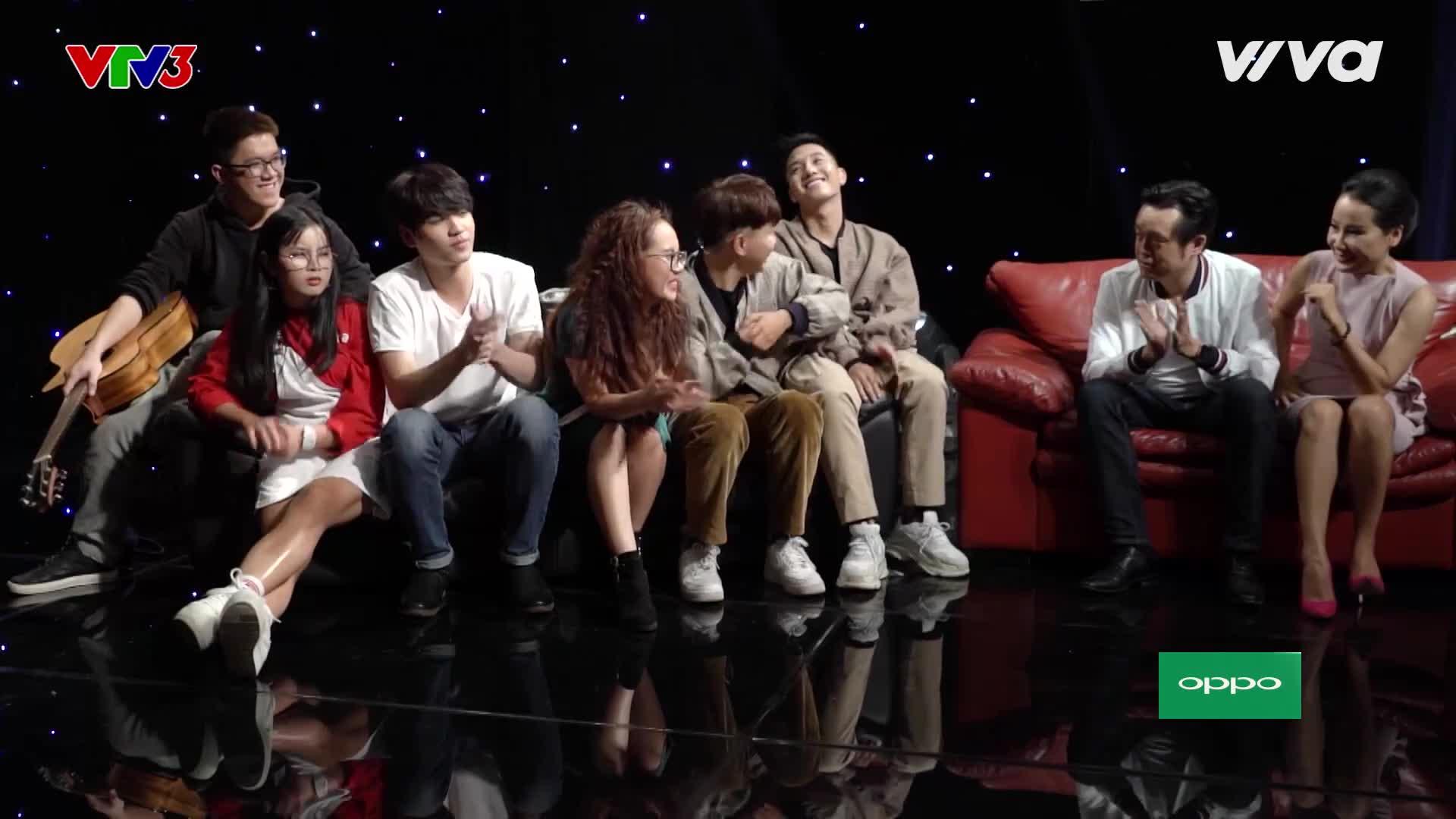 Khóc 4 lần trong 1 tập, rapper RTee xứng đáng là nữ hoàng nước mắt của Sing My Song 2018?