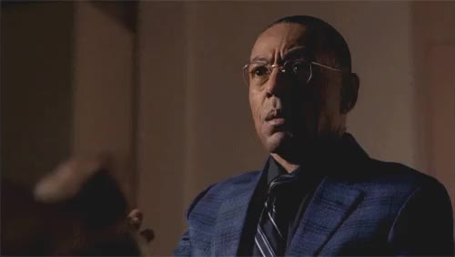 Watch and share Giancarlo Esposito GIFs and Hector Salamanca GIFs on Gfycat